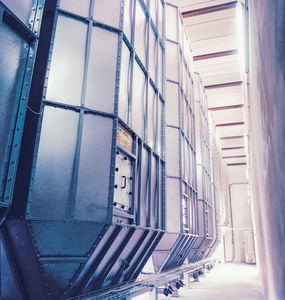 silo a fondo conico