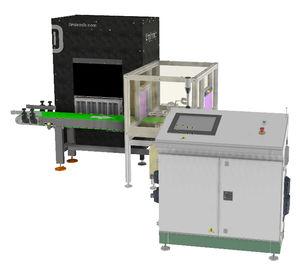 macchina da stampa a getto di inchiostro UV