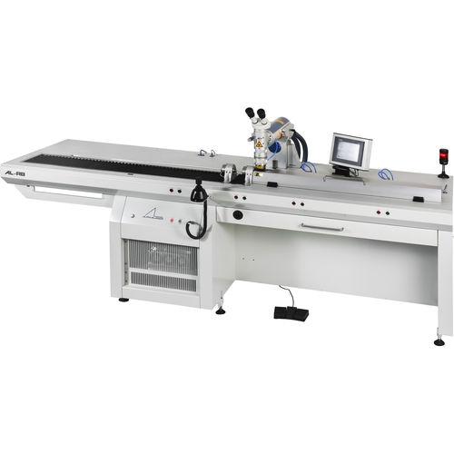 macchina da taglio per metallo / laser / per tubi / CNC
