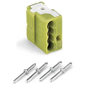morsetto componibile push-in / a presa / per circuito stampato / modulare