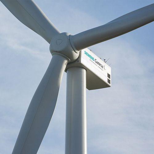 generatore eolico a velocità regolabile