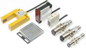 sensore di prossimità fotoelettrico / analogico