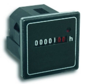 contatore orario / analogico / elettromeccanico