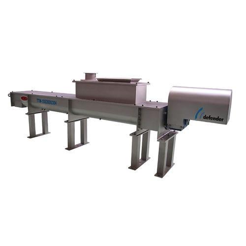miscelatore a vite conica / continuo / liquido/solido / per trattamento di acqua