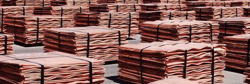 ottone in barre / in tubi