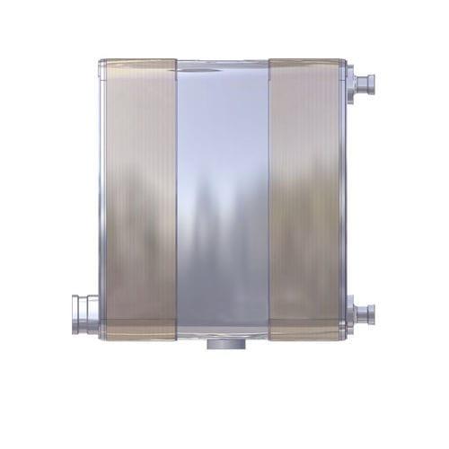 essiccatore ad aria calda / discontinuo / per circuito frigorifero / compatto