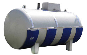 cavo riscaldante per analisi di cisterna / a potenza costante