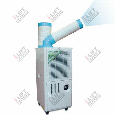 climatizzatore per armadio elettrico industriale / di sala informatica / da esterno / a condensazione ad aria