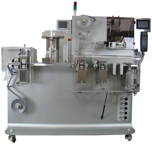macchina per imballaggio automatica / in blister / per liquidi / per compresse