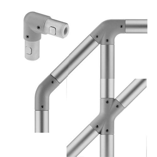 corrimano per scala con gabbia di protezione - RK Rose+Krieger GmbH