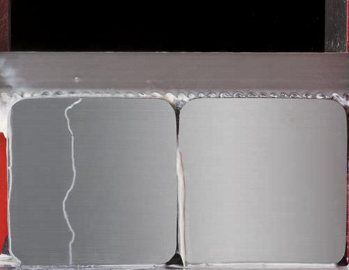 lama per sega a nastro / bimetallica / per metallo