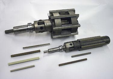 abrasiva in ossido di almluminio / in carburo di silicio