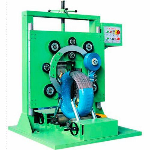 avvolgitrice fasciapallet verticale / automatica / di bobina / per pellicola estensibile