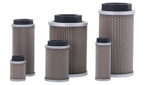 filtro idraulico / a olio / in maglia metallica / in tessuto metallico