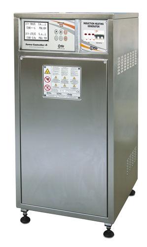 sistema di riscaldamento a induzione