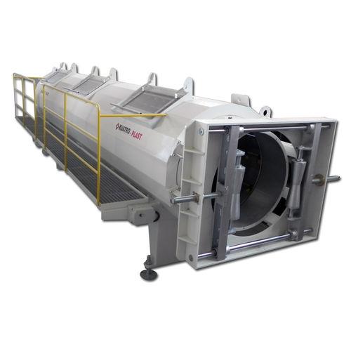 bagno di raffreddamento per estrusione / di tubi / a polverizzazione dell'acqua