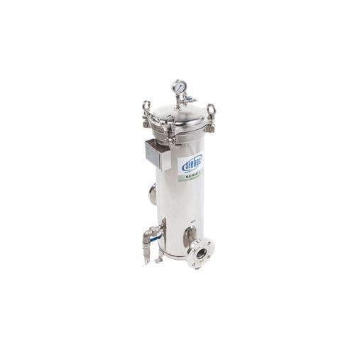 filtro idraulico / a cartuccia / industriale / anticorrosione