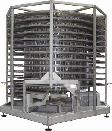 torre di raffreddamento per l'industria agroalimentare