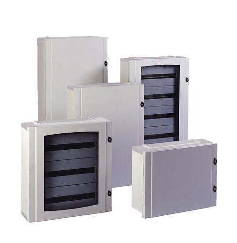 scatola elettrica modulare / in metallo / per distribuzione elettrica / IP40