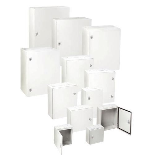 scatola elettrica a muro