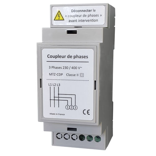 accoppiatore elettronico / di fase