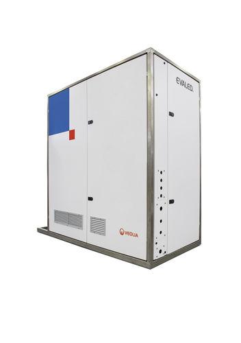 evaporatore termico / di processo / automatico
