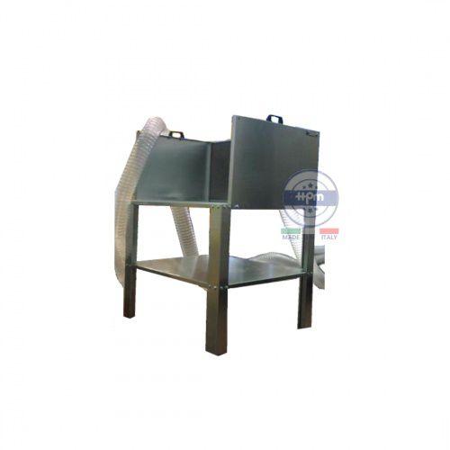 banco da lavoro in metallo / modulare / mobile