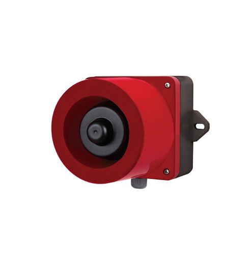 diffusore di allarme sonoro IP66 / con luci di segnalazione / murale
