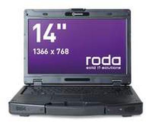 computer portatile industriale / Intel® Core™ i5 / semi-rinforzato / di LCD