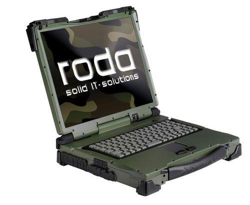 computer portatile industriale / Intel® Core™2 Duo / Intel® GMA 4500 MHD / MIL-STD-810G