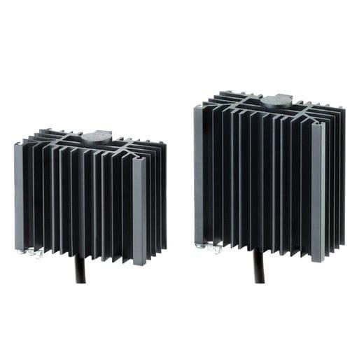 resistenza riscaldante PTC / in silicone / compatta / per armadio elettrico