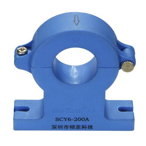 trasduttore di corrente ad effetto Hall ad anello aperto