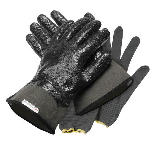 guanti da lavoro / antitaglio / impermeabile