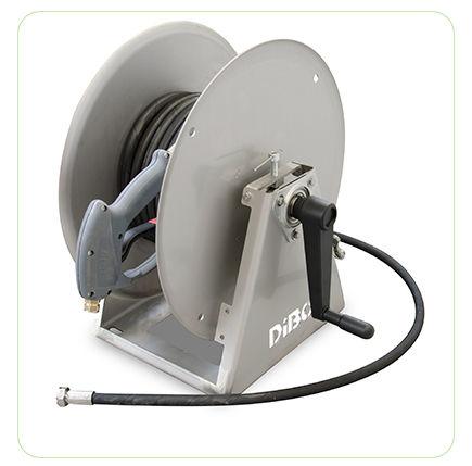 tubo flessibile per acqua / ad alta pressione / di pulizia / in acciaio inossidabile