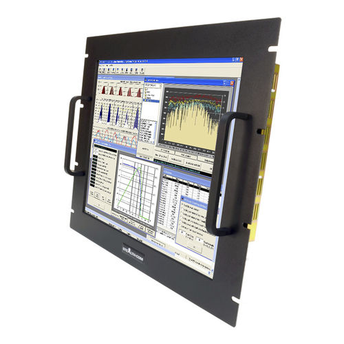 monitor LCD / touch screen / 19