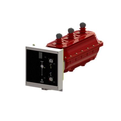 interruttore-sezionatore rotativo / automatico / a media tensione