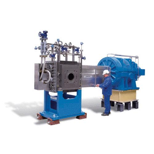 pompa per prodotti agroalimentari / per materiali fusi / a ingranaggi / industriale