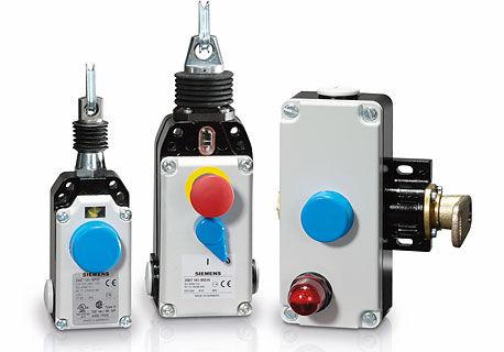 interruttore a trazione di cavo / unipolare / elettromeccanico / a sicurezza intrinseca