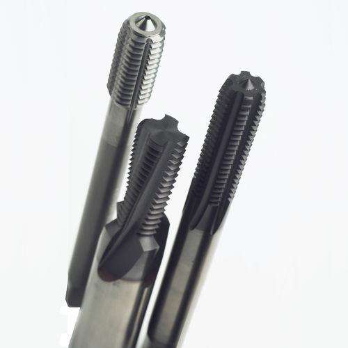 utensile di filettatura esterno / con fresatura / per macchina utensile