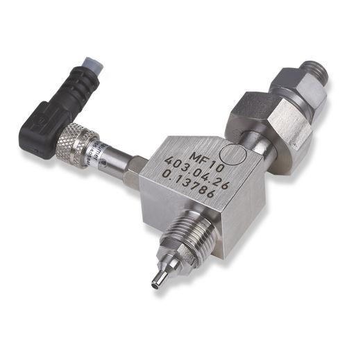 misuratore di portata per microportata