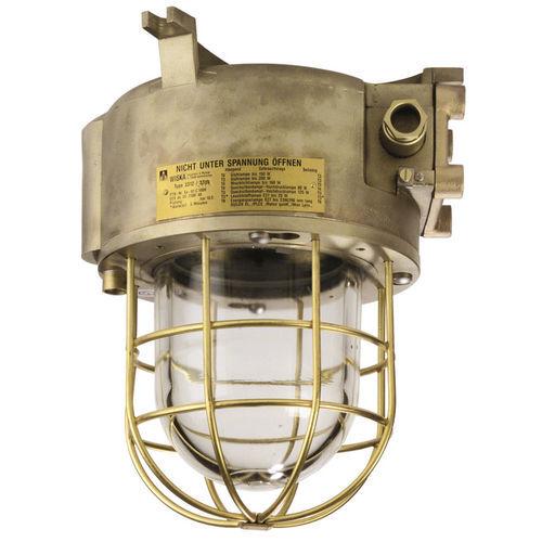 lampada / a incandescenza / per miniere / sospeso