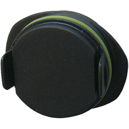 tappo ovale / maschio / in plastica / per ingresso di cavo