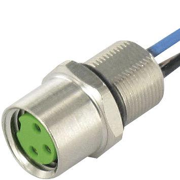 connettore RF / DIN / circolare / femmina