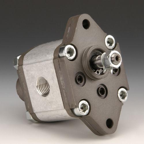 pompa idraulica a ingranaggi / a comando idraulico / ad aspirazione / in alluminio