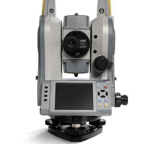 stazione totale senza prisma / con prisma / manuale / di monitoraggio