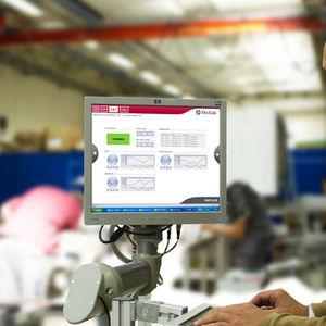 software di controllo / per monitoraggio condizioni della macchina / di produzione / per trasportatore
