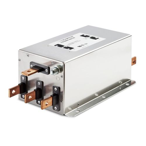 filtro elettronico passa-basso / passivo / EMI / avvitabile