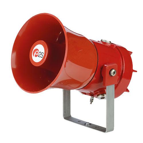 diffusore di allarme sonoro antideflagrante / per ambienti difficili / ultrarobusto / IP66
