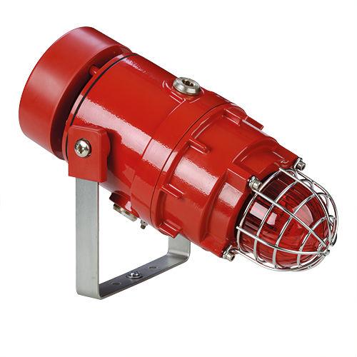 diffusore di allarme sonoro antideflagrante / ATEX / per ambienti difficili / resistente alle intemperie
