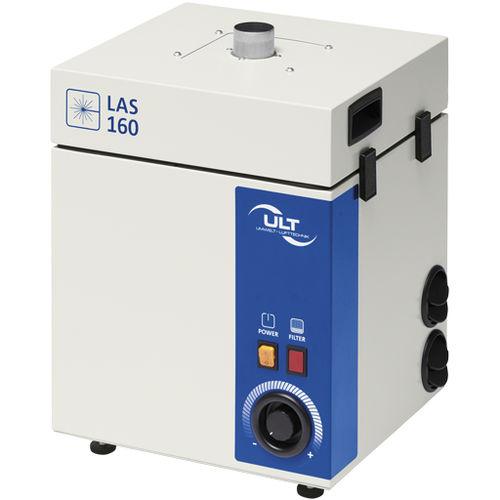 aspiratore di fumo mobile / di marcatura laser / con filtro secco / compatto